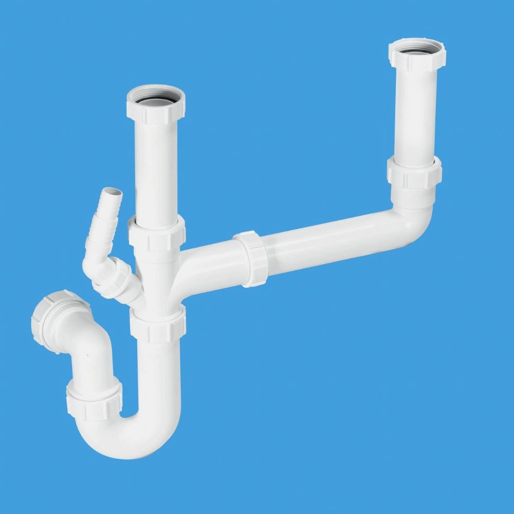 Kitchen Sink Waste With Spigot